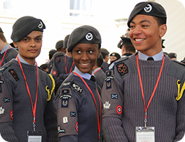Find Out More About Being An Air Cadet