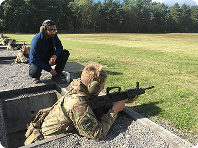 Air Cadets Target Shooting Opportunities