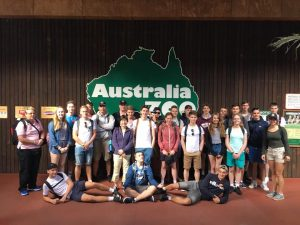 Australia visit by Sussex Cadets