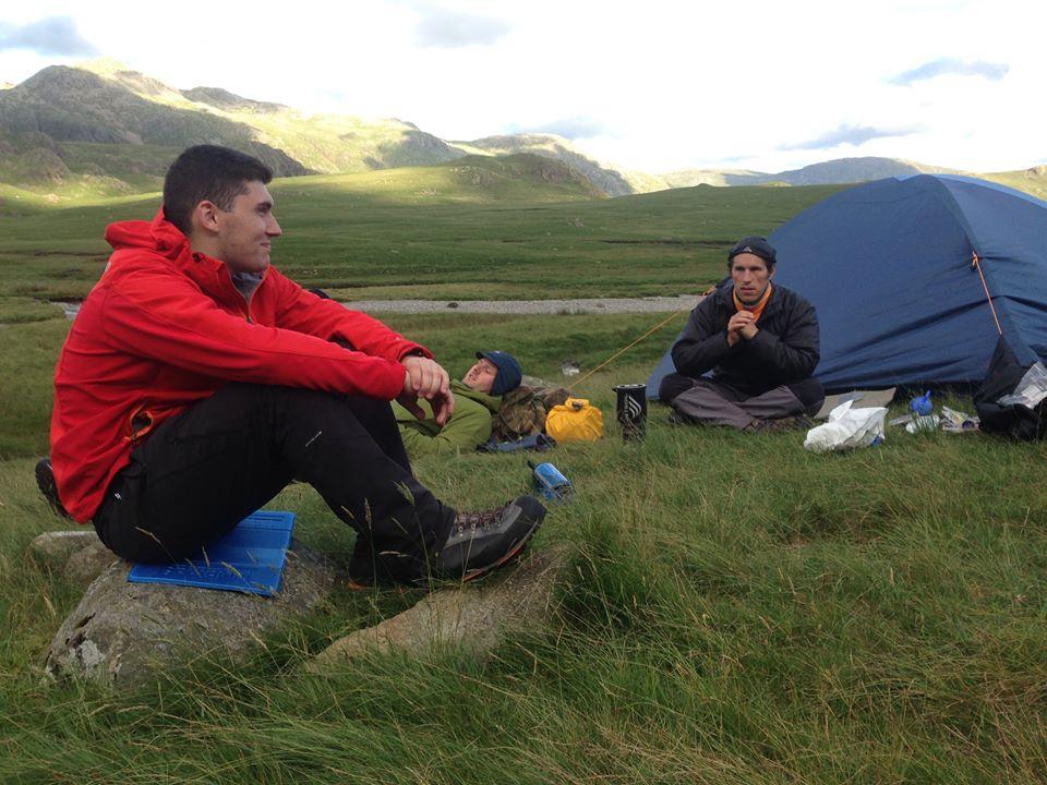Focus On Volunteer Qualifications Mountain Leader