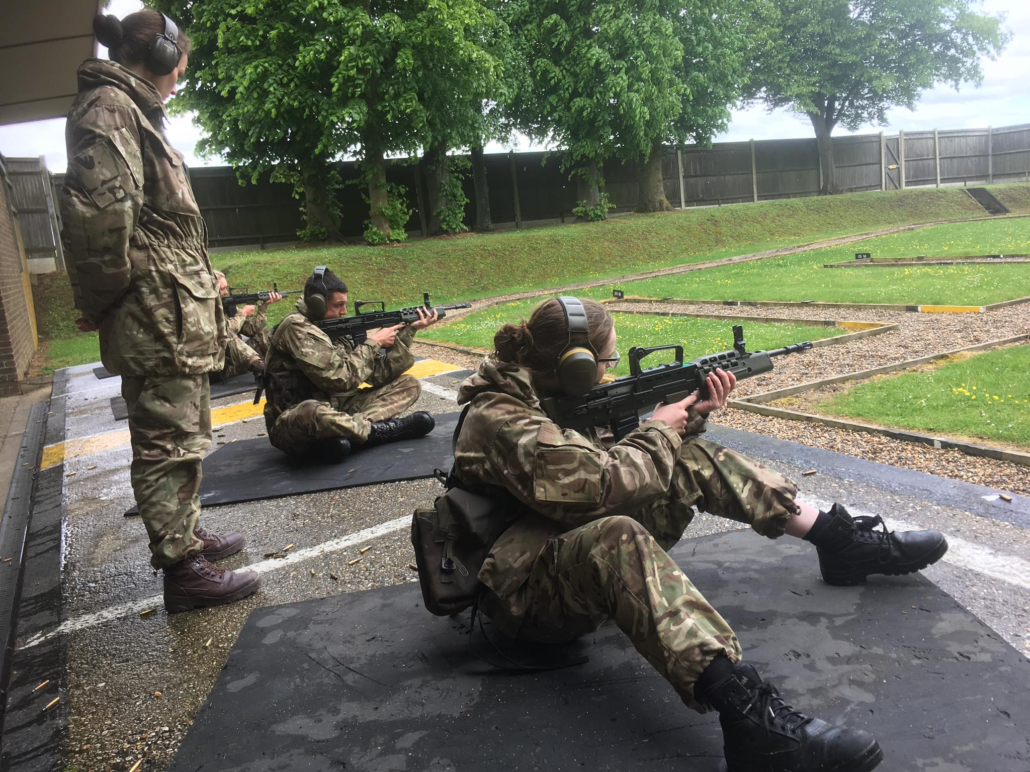 Qualified RCO - short range course