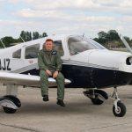 RIAT cadet pilot